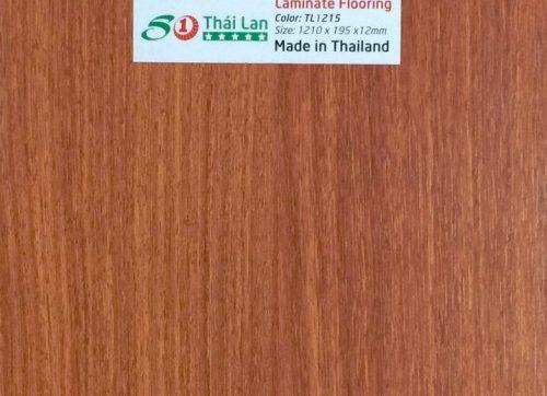 Sàn gỗ Thái Lan – ThaiOne mã TL1215 12MM