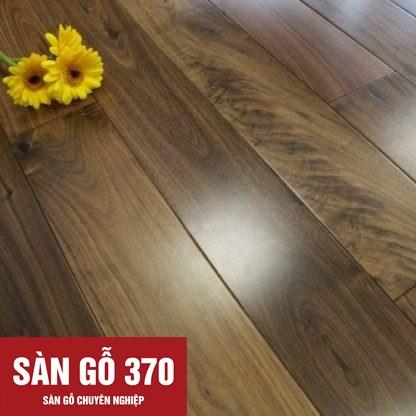 Sàn gỗ Óc Chó solid