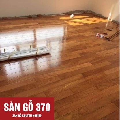 Sàn gỗ Gõ Đỏ Nam Phi
