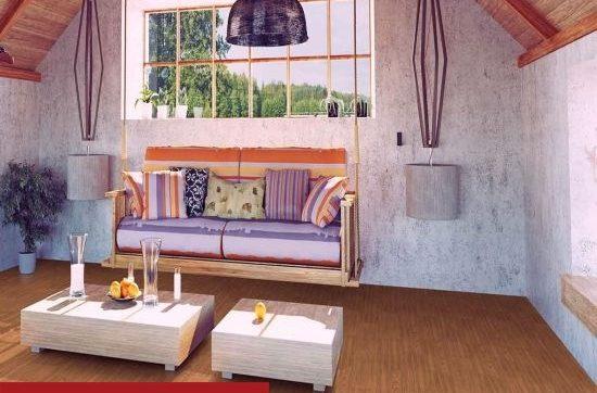 Sàn gỗ INOVAR IB398