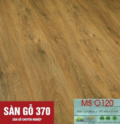Sàn gỗ Robina o120