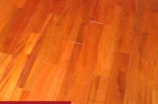 Sàn gỗ Căm xe ghép đôi FJL