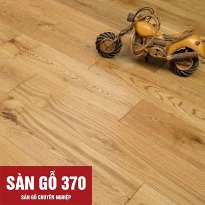 Sàn gỗ Sồi ghép mặt