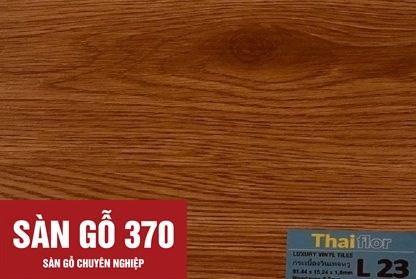 Sàn nhựa ThaiFlor dán keo L23