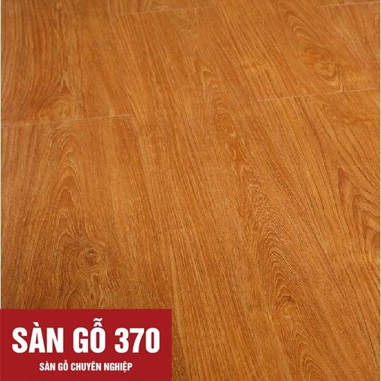 Sàn gỗ ThaiFlor E88 vàng nâu