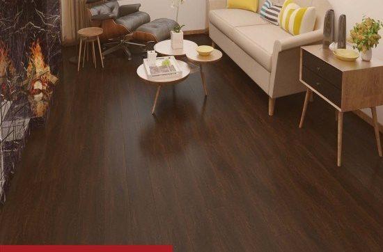 Sàn gỗ Thailife TL1286 nâu đen