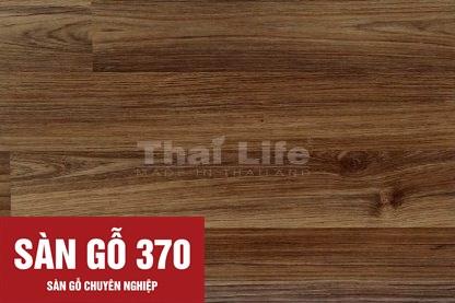 Sàn gỗ Thailife TL812 Sồi ghi nâu