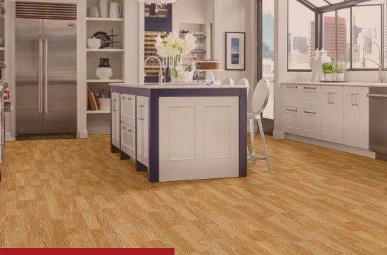 Sàn gỗ Thailife TL814 Sồi vàng