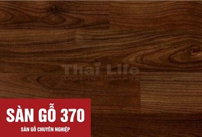 Sàn gỗ Thailife TL984 sồi nâu