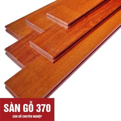 Sàn gỗ Căm xe Ghép Mặt
