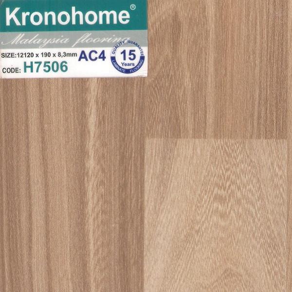 Sàn Gỗ Kronohome mã màu H7506